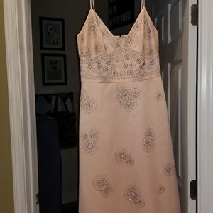 LAUNDRY by SHELLI SEGAL Cocktail Dress size 8 Pink